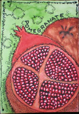Day6-Seed Pomegranate