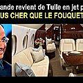 Hollande aime les jets privés