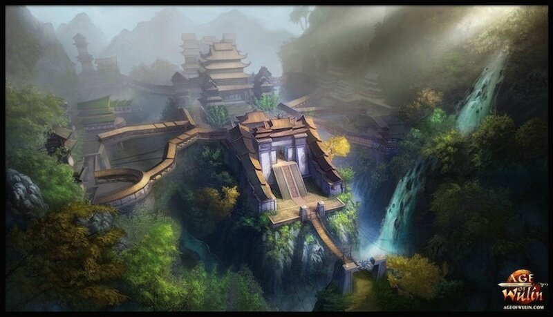 age of wulin 8