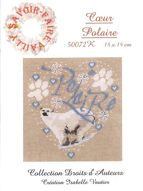 006 coeur ours polaire