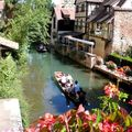 La Petite-Venise à Colmar