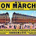 160 ans de création au bon marché rive gauche, marguerite et aristide boucicaut