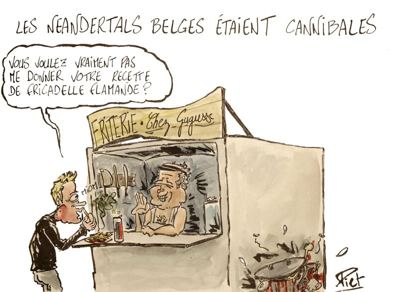 Belges cannibales