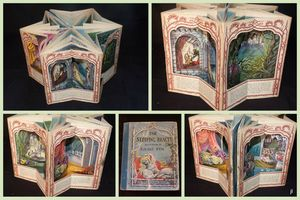 Carrousel Folding books anglais
