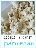 pop corn salé au parmesan - index
