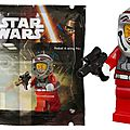 Polybag pilote rebel a wing