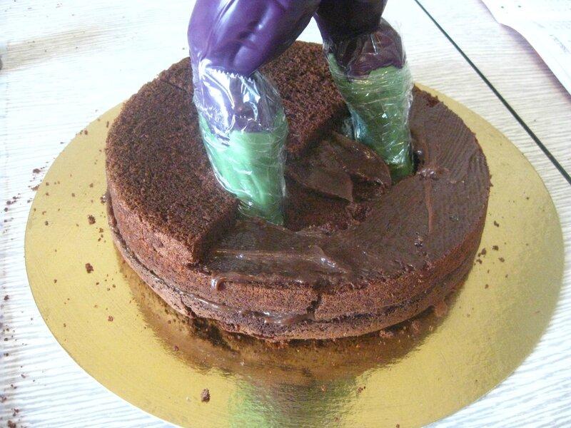 20160522 gâteau hulk (4)