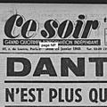 Un quotidien communiste recadre les félibres et mistral, 1945