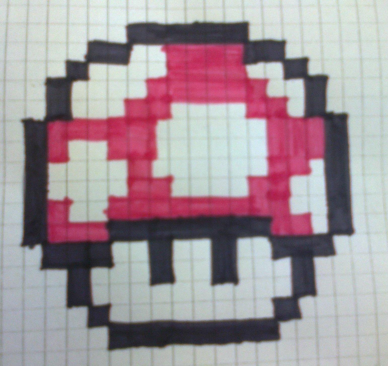 Dessin En Pixel Art Sz66 Montrealeast