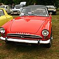 Sunbeam alpine v (1965-1968)