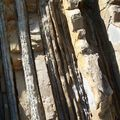 San Sebastian-roches flysch