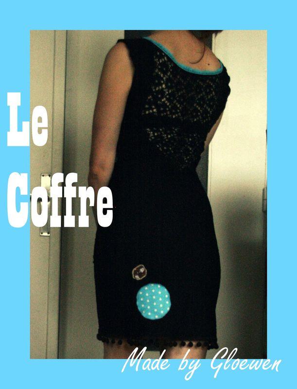 Couture je bulle dans ma petite robe le coffre for Coffre de couture