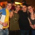 Pat, Fab, JM et Ste Jay