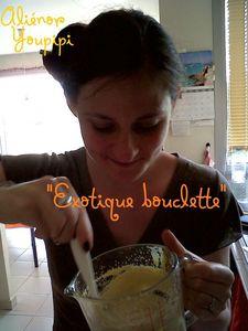Masque cappillaire Exotique bouclette 02