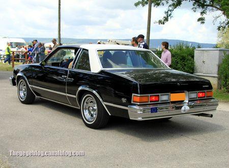 Chevrolet malibu classic 2door coupé de 1979 (Retro Meus Auto Madine 2012) 02
