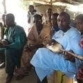 Bouya BA, Griot Bambado du village de Gawdé Wambabé