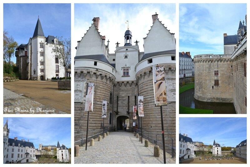 Nantes le Château des Ducs de Bretagne 2