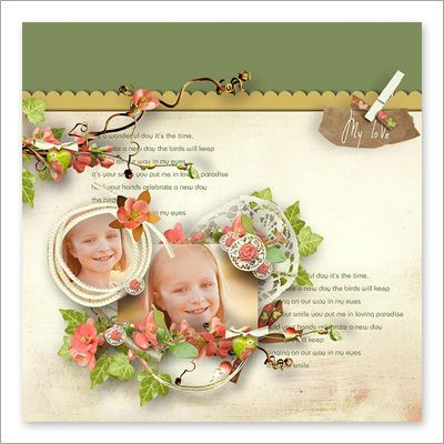 love memory pages ct2
