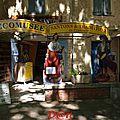 2014-le musée des santons à Fontaine de Vaucluse le 29 avril