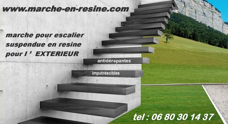 marche suspendues exterieure,escalier flottant, escalier limon central, escalier suspendu, escalier exterieur, escalier beton, esclier design, monolith, floating staircase, suspended stairc, floating staircase -