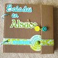 Mini-album: balades en alsace