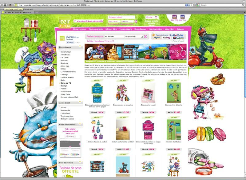site-idzif-stickers-enfants