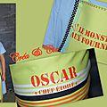 Tenue de cuisinier Oscar