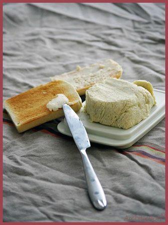 beurre vanillé