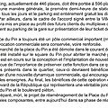 Dossier de Presse - Réaménagement de la Place du Pin Suite