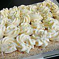 La tarte au citron façon michalak