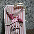 Tag anniversaire moulin à vent