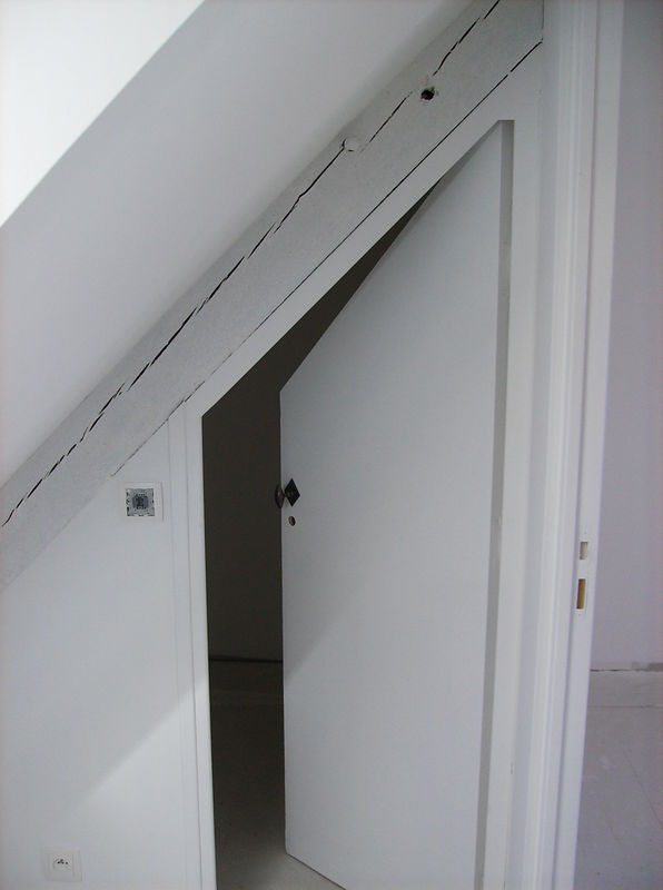 Mesure porte interieur porte sur mesure en r novation 2 photo de agencement dint rieur for Porte interieur renovation