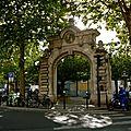 Instantané rue des Morillons.