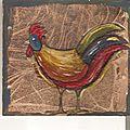 coq et poules 006