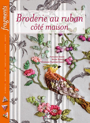 broderie au ruban et tdj toile de jouy blog collectif des amoureux de la toile de jouy. Black Bedroom Furniture Sets. Home Design Ideas