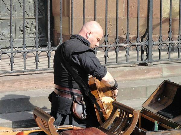 Luc Arbogast à la Cathédrale de strasbourg 010 (Copier)