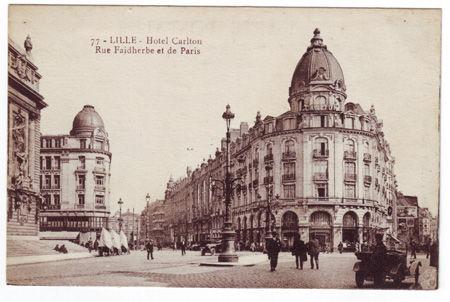 59 - LILLE - Rue Faidherbe