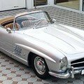 1960 mercedes 300 sl roadster