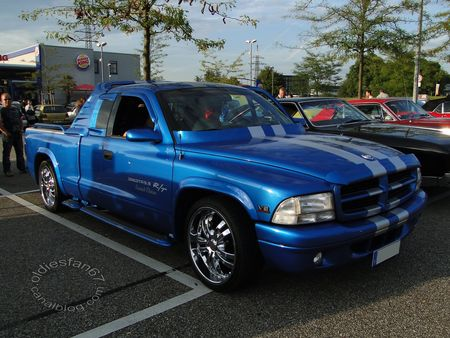Dodge dakota 5,9 rt limited edition rencard burger king offenbourg 1