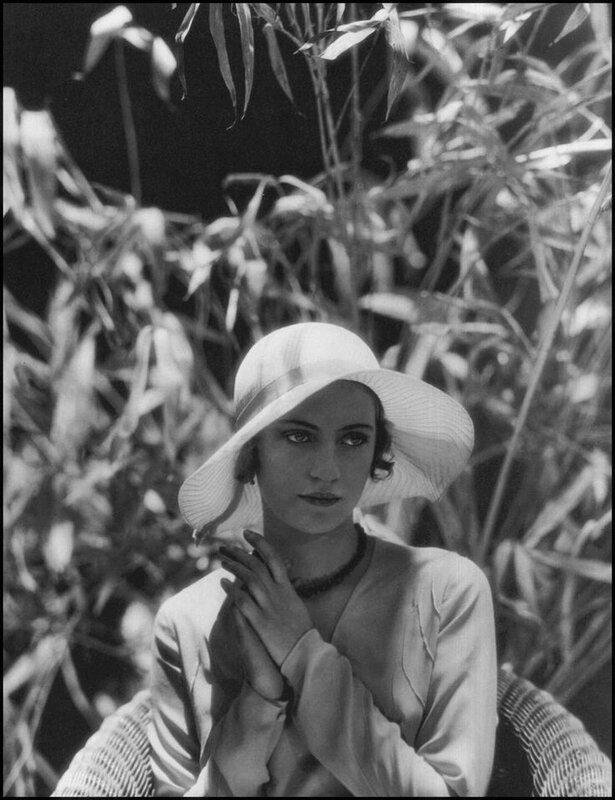 Lee Miller 1928 Edward Steichen