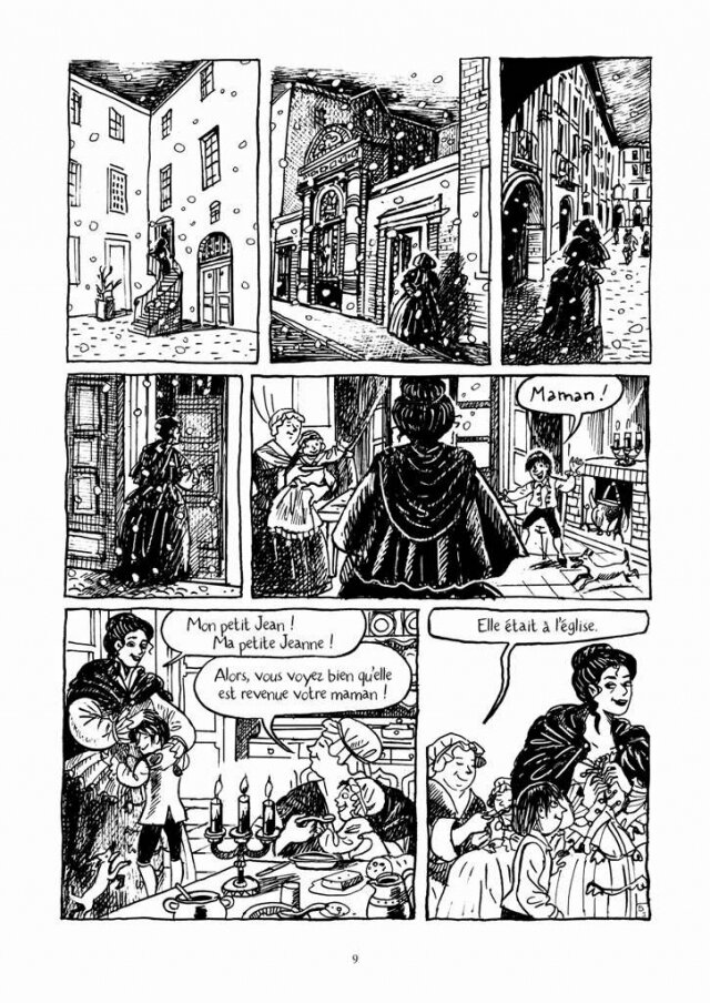 Olympe- planche 2