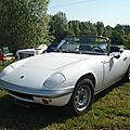 Lotus elan s2 roadster 1966