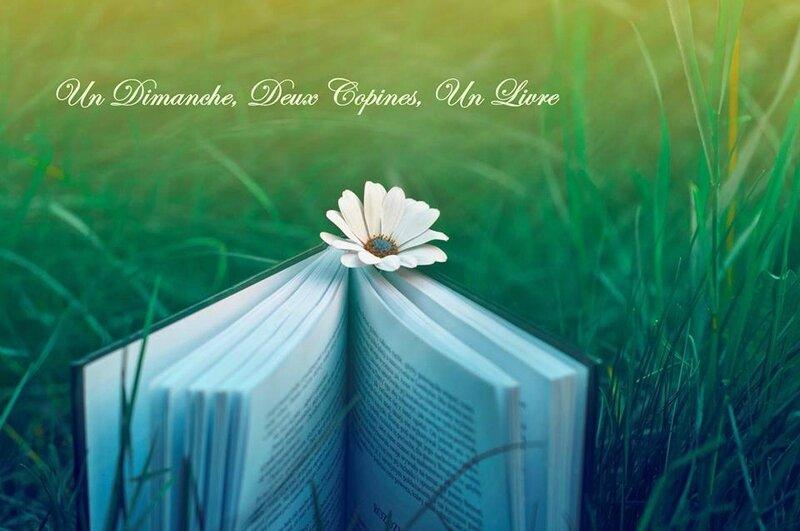Un dimanche, deux copines, un livre