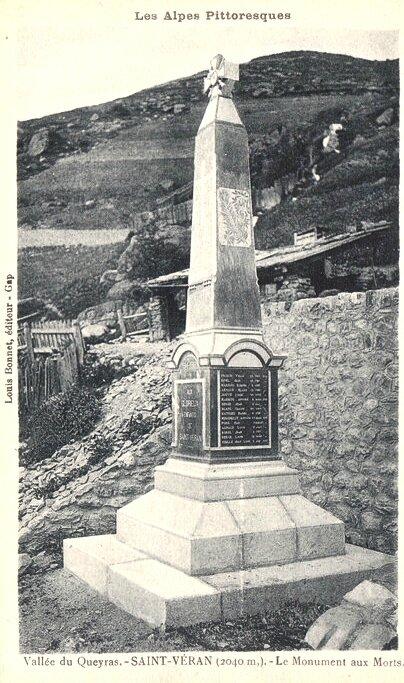 Saint-Véran mam