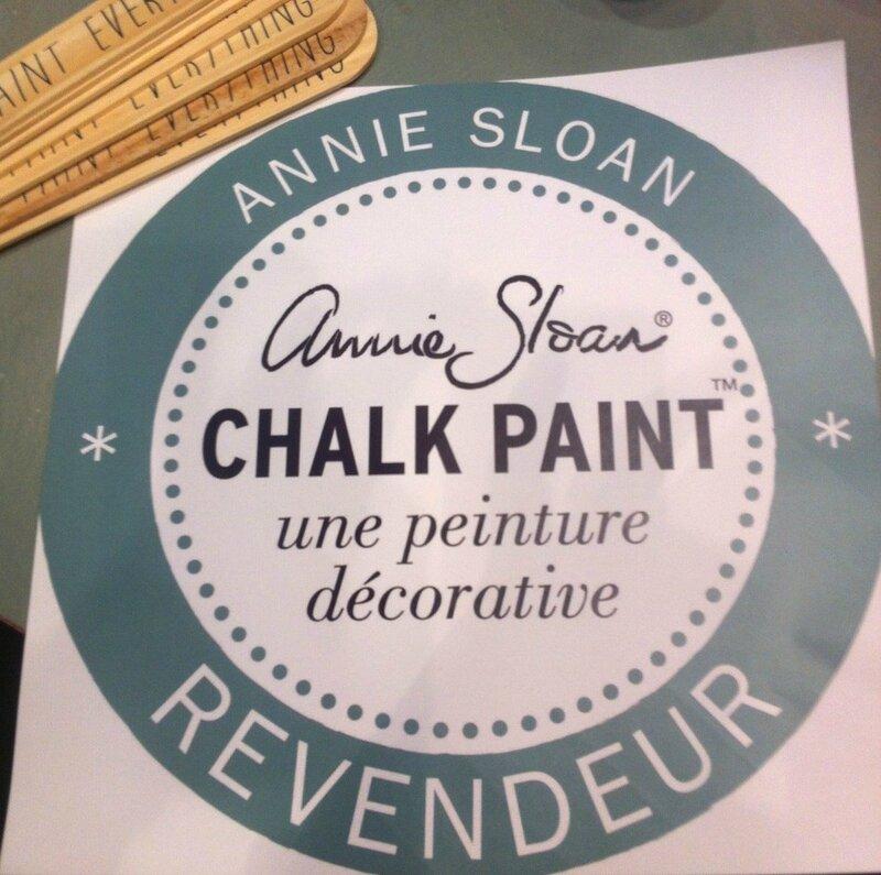 Revendeur Annie Sloan