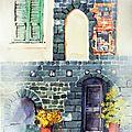 Tutoriel: mur médiéval levante.