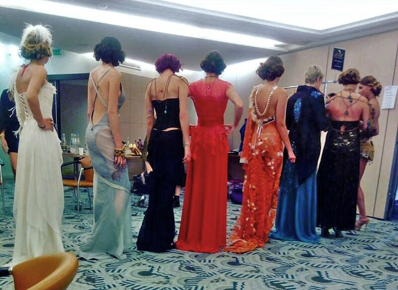 ABE Fashion Design Paris Cannes Radisson Blu hotel