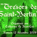 TRESORS DE SAINT BERTIN