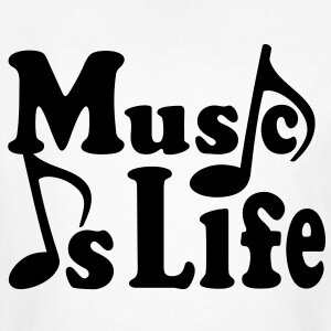 music-is-life-les-notes-de-musique-musicien-tee-shirts-t-shirt-bio-homme