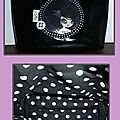 COM - trousse maquillage noir rock